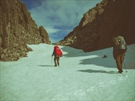 Фотографии похода из Хибин в Ловозеры с гамаками