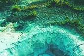 Грязевой котёл на Старозаводском фумарольном поле
