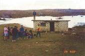 12. 29.04.1997 Новая стоянка у Эгиз-Тинаха
