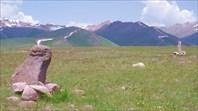 Перевал Кырк-Кыз
