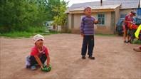 Киргизкие дети