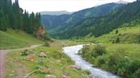 Небесные горы Тянь-Шань
