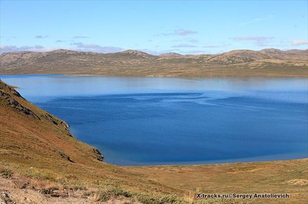 Озера Гренландии...