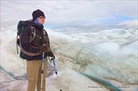 Гренландия. Треккинг в районе ледника Расселя (Russels Glacier)
