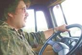 Владимир, водитель Урала
