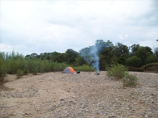 Вот и лагерь