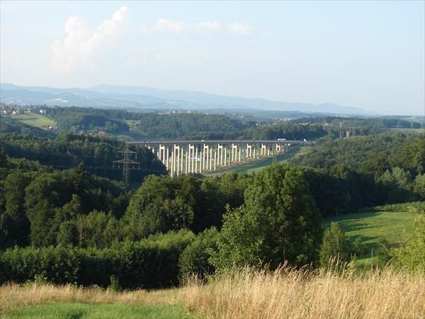 Мост автобана