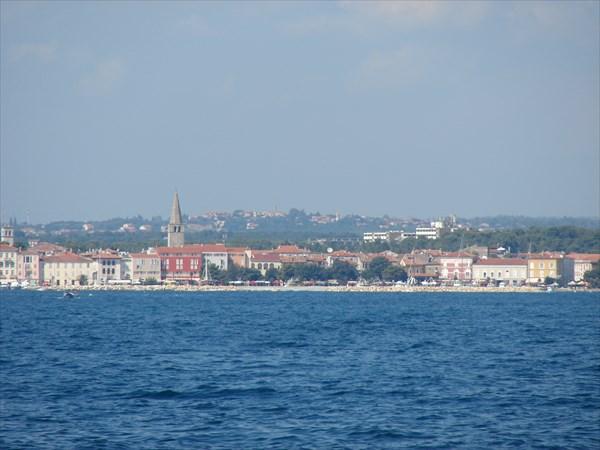 Город Пореч Хорватия