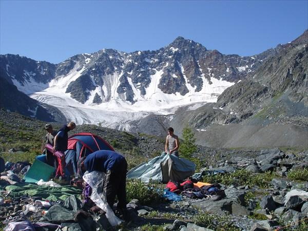 Капчальские ледники