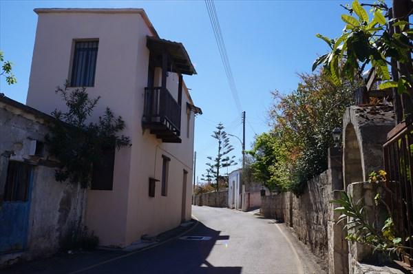 Инея - горная деревня
