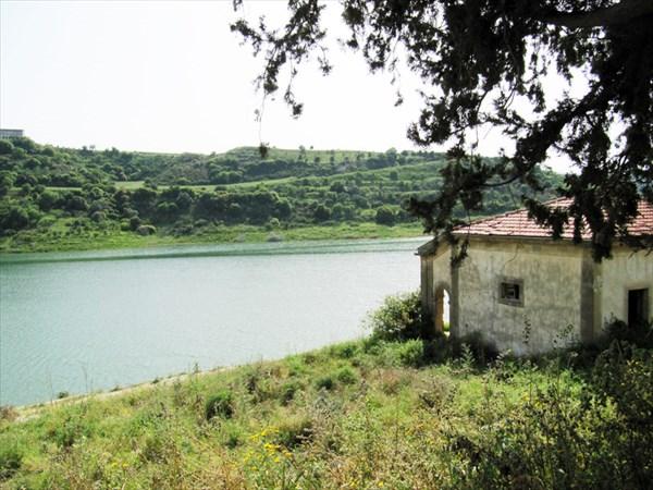 Водохранилище Эвретоу