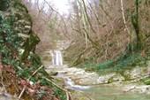 Каскады водопадов