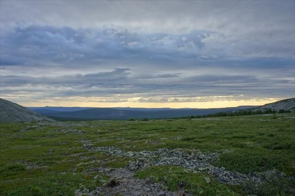 Перевал Ходовой.