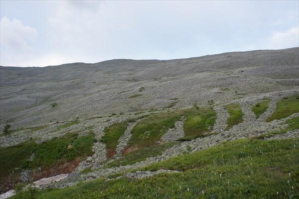 Каменные ручьи.