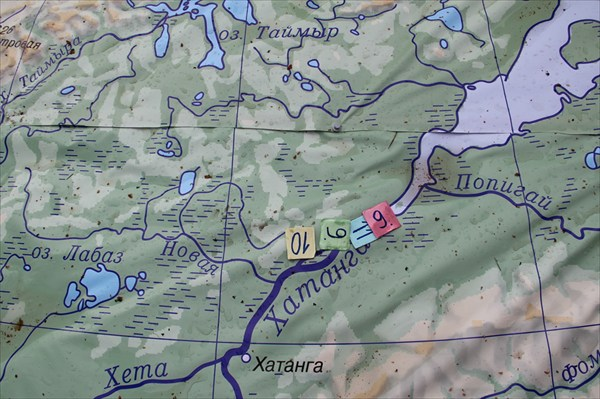 Задание про самые длинные реки