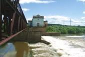 ГЭС на Ине