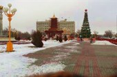 Площадь Ленина, читай главная площадь города