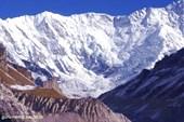 Третья вершина планеты Kanchenjunga (8586 м)