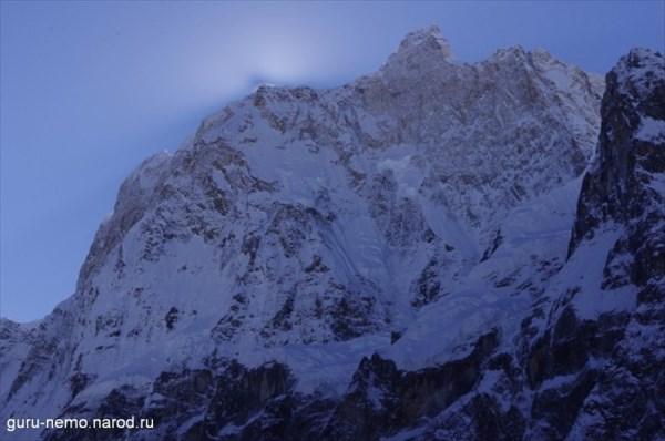 Jannu (7711 м)