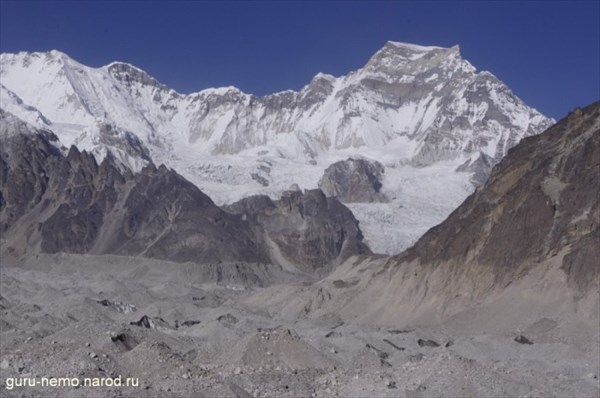 Gyachung Kang (7952 м)
