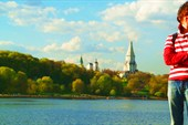 Берег Москвы реки