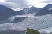 Вид на перевал Некрасова