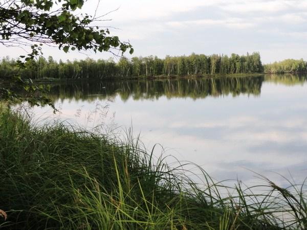 Озеро Налиматы.