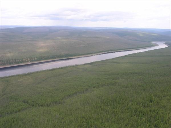 Река Кочечум