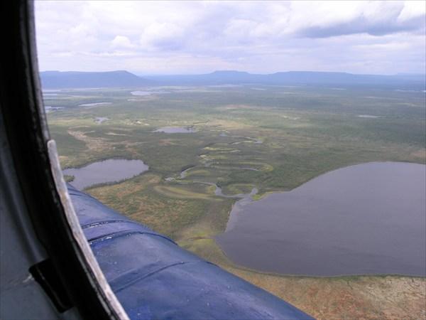 Озеро Аян