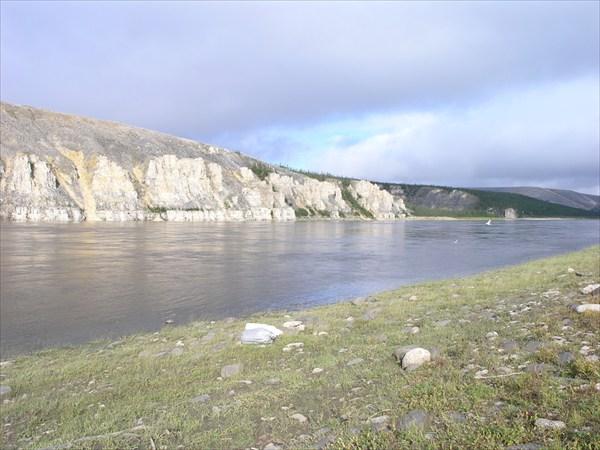 Последний кадр возле притока Кин-Дын