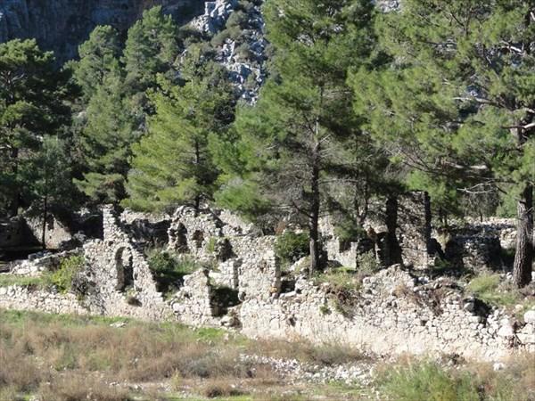 Развалины Олимпоса