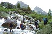 Водопад у Дорошколя
