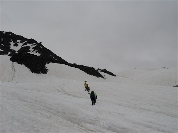 На перевал Иолдо