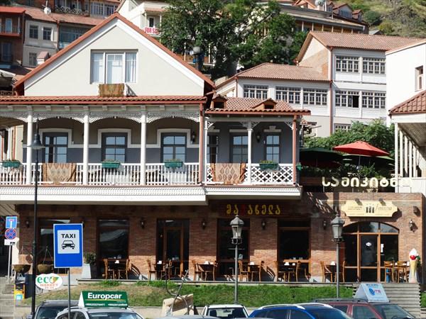 Ресторан Мачахела . Тбилиси
