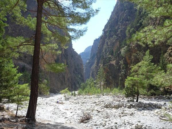 Знаменитое Самарийское ущелье