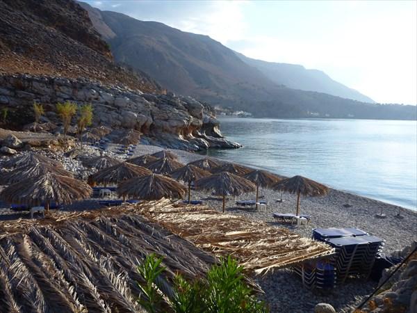 Пляж в Мраморной бухте