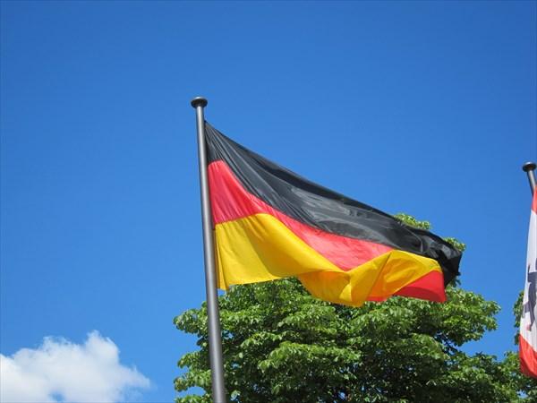 Нас приветствует  Германия