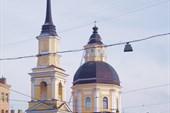 Церковь Симеона и Анны, ул. Моховая