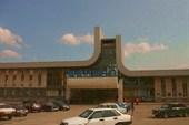 Ж/д вокзал Златоуст