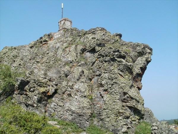 Вершина Качканара