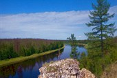 Река Синяя