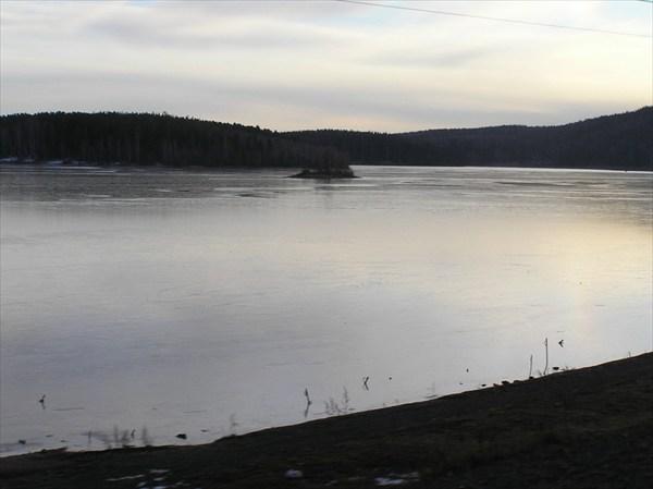 Волчихинское водохранилище. Фото 2