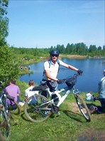 Велосипедная майская прогулка