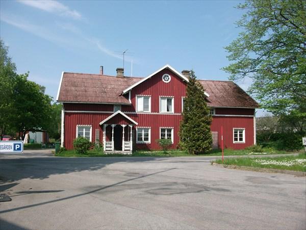 Тарейший ресторан Швеции