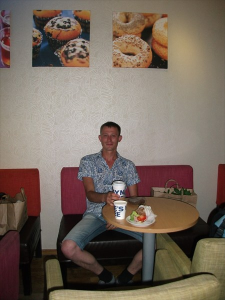 Кафешка в Упсале