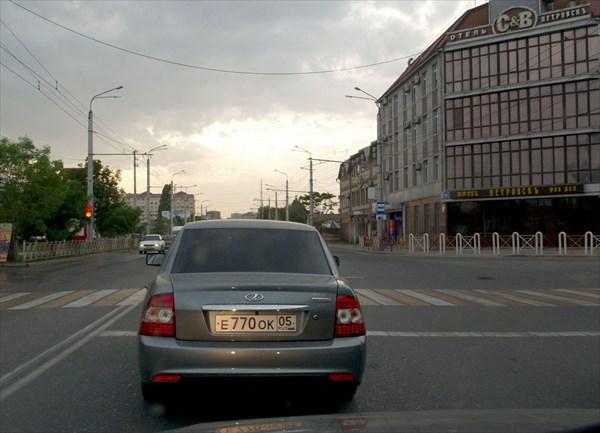 """""""Приора"""" - любимое дагестанское авто"""