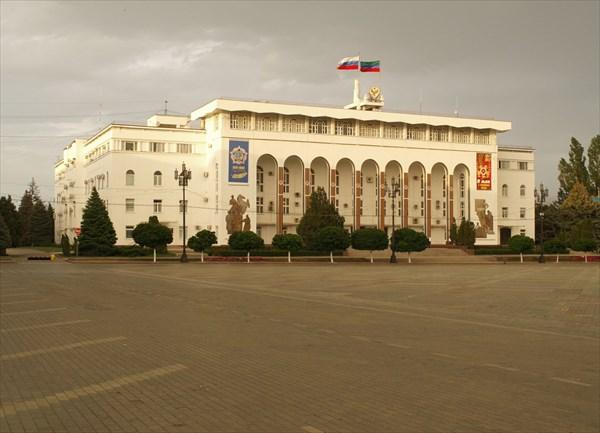 Здание Госсовета республики Дагестан