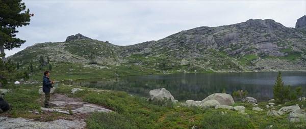 Озеро Каровое