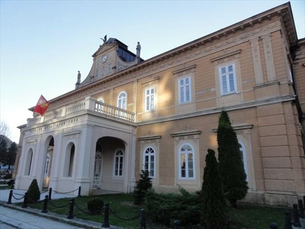 Музей в Цетине.