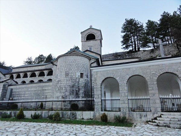 Цетиньский монастырь.